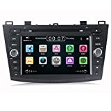 GPS DVD USB SD vcdm Bluetooth Autoradio 2Din NAVI Mazda 32010, 2011, 2012, 2013