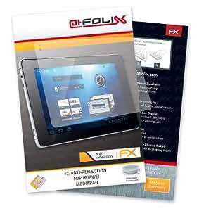atFoliX Displayschutzfolie für Huawei MediaPad / T-Mobile SpringBoard - FX-Antireflex: Display Schutzfolie antireflektierend! Höchste Qualität - Made in Germany!