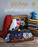 Harry Potter - Knitting Magic: The official Harry Potter knitting pattern book