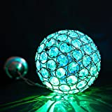 Colour Changing Solar Ball Light by SPV Lights: The Solar Lights & Lighting Specialists (Free 2 Year Warranty Included)
