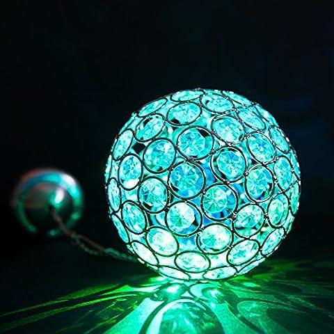 Color que cambia la luz solar de la bola por SPV Luces: Las luces solares y especialistas en iluminación (libre de Garantía de 2 años Incluye)