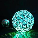 Bola de Cristal de Luz Solar Multicolor, Luces Solares, Iluminación para Yarda, Camino, Césped y Paisaje de SPV Lights: Los Especialistas en Luces e Iluminación Solar (Garantía de 2 Años Gratis)