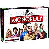 The Big Bang Theory Monopoly Brettspiel