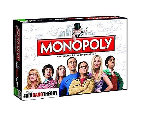 Winning Moves 44079 - Monopoly: The Big Bang
