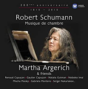 Schumann : Musique de chambre