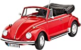 Revell 07078 - VW Beetle Cabriolet 1970 Kit di Modello in Plastica, Scala 1:24