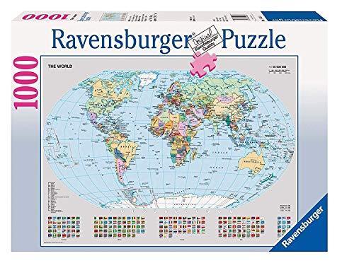 Politische Weltkarte ()