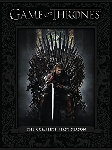 Game of Thrones: The Complete First Season [Reino Unido] [DVD]