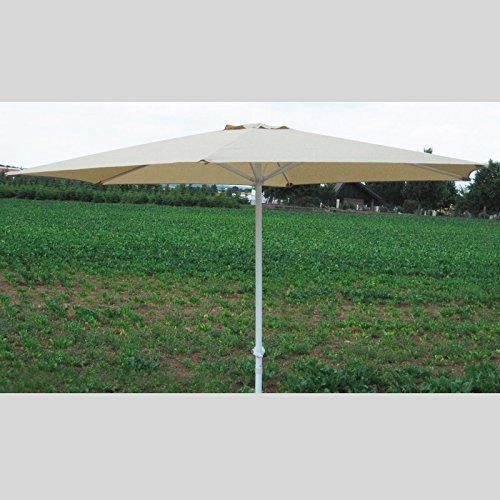 Grande manovella ombrellone da mercato ombrellone Action,, usato usato  Spedito ovunque in Italia