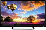MEDION X58321 80 cm (31,5 Zoll Full HD) Widescreen Monitor (1920 x 1080 Pixel, 16:9, HDMI, Displayport, 2 integrierte Lautsprecher, VESA) schwarz