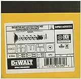 DEWALT DFM1420570 - Anclaje tipo tornillo con cabeza avellanada BT12x100 Bolt-ZnPlt (Env. 25 Ud.)