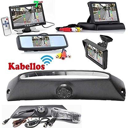 Rckfahrkamera-Kompatibel-mit-Iveco-Daily-Bremslicht-inkl-Monitor-Bis-zu-5-Jahre-Garantie-Hinten-Heck-Kabelloser-Funk-Rear-View-Transporter-Camera-Kamera