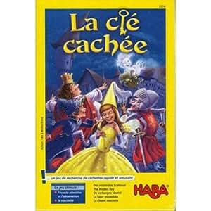 Haba - La Clé Cachée