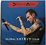 DEPECHE MODE Live In Bologna Italy 2017 Global Spirit Tour 2CD set in cardbox [Audio CD]