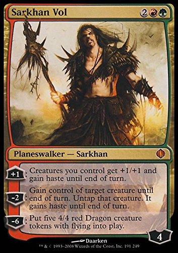 Magic: the Gathering - Sarkhan Vol - Shards of Alara by Magic: the Gathering