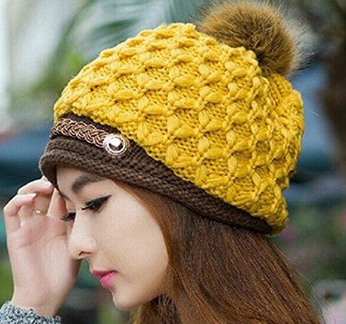 Chapeau d'amoureux d'automne et d'hiver ( couleur : # 3 ) # 2