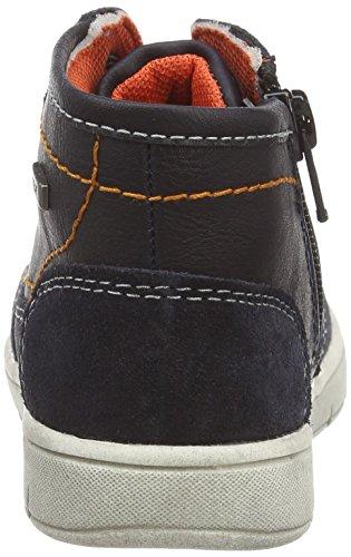 Indigo 361 018 Unisex Baby Lauflernschuhe Blau (Navy VL 838)
