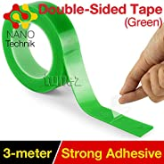 TUNEZ Multi-Function Nano Double Sided Adhesive Nano Tape Traceless Multipurpose Nano Grip Tape Removable and