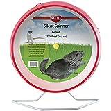 Interpet 861416 Superpet Silent Spinner flüsterleises Laufrad, groß, 30.4 cm, farblich sortiert