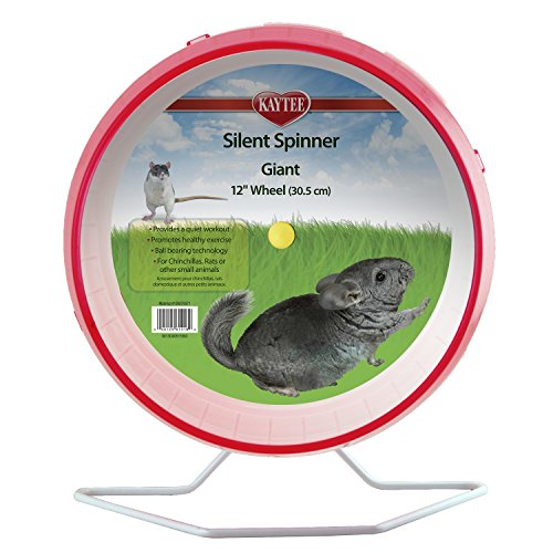 Superpet Silent Spinner Large Hamster Wheel (12 inch)