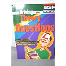 Driving Theory Test Questions 1999/2000 (Bsm)