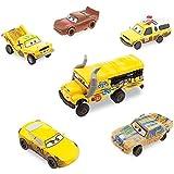 Ensemble de figurines Crazy 8, Disney Pixar Cars 3