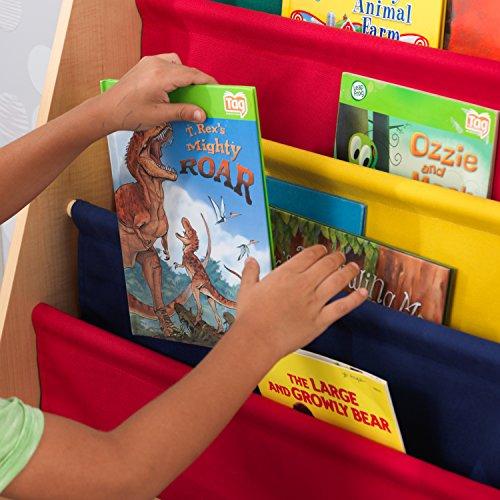 KidKraft Hängefächerregal | Bücherregal Kinder