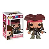 POP! Jack Sparrow Vinyl Figure by Funko ...