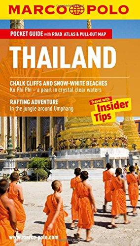 Thailand Marco Polo Pocket Guide (Marco Polo Travel Guides) (Marco Polo Guides)