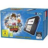 Nintendo 2DS: Nintendo 2DS - Konsole (blau) inkl. YO-KAI WATCH (vorinstalliert)