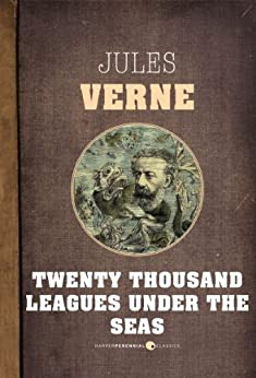 Twenty Thousand Leagues Under The Seas by [Verne, Jules]