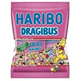 Haribo Dragibus French 250 Grams Mini-size Candies by N/A