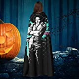 AISFGBJ Alien Ripley Do You Understand Unisex Natale Halloween Strega Cavaliere Accappatoio con Cappuccio vampiri Costume Cosplay
