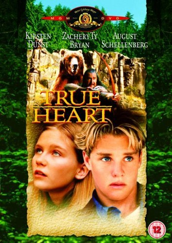 True Heart [DVD] by Kirsten Dunst