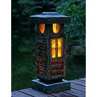 Amazon.fr : Jardins japonais - Luminaires extérieur : Luminaires ...