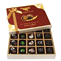 Chocholik Great Combination Of 20 Pc Assorted Luxury Chocolates - Valentine Special Love Gifts