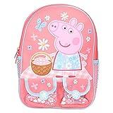 Peppa Pig Zainetto per bambini, rosa (Rosa) - PEPPA001329