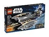 LEGO Star Wars General Grievous Starfighter Baukasten?-Spiele Bau (mehrfarbig, 8Jahr (S), Film, 14Jahr (S)) - LEGO