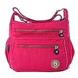 Best Bags - Women's Casual Multi Pocket Nylon Messenger Bags Cross Review