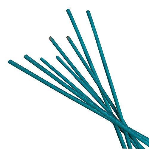 elixir-gardens-50-x-12-smooth-green-flower-sticks-split-support-cane-garden-plant