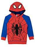 Uomo Ragno - Felpe con cappuccio per ragazzi - Marvel Spiderman - 2-3 Anni