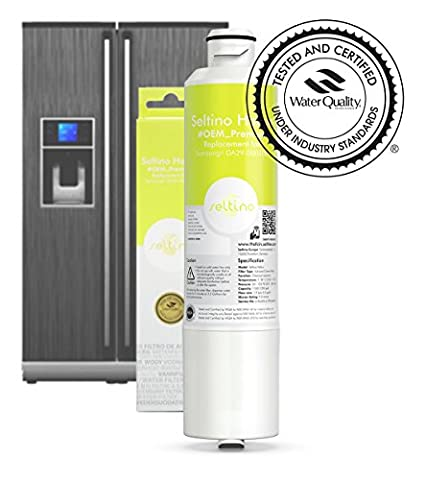 Seltino HAFCIN Premium Water Filter - replacement for Samsung DA29-00020B,