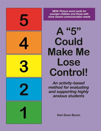 """A """"5"""" Could Make Me Lose Control!: An Activity-Based Method for Evaluating and Supporting Highly Anxious Students"""