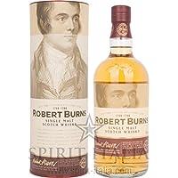 The Arran Robert Burns Single Malt GB 43,00 % 0.7 l. from Verschiedene