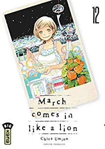 March comes in like a lion Edition simple Tome 12
