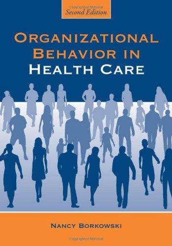 Organizational Behavior In He