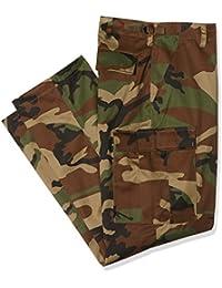 Mil-Tec Pantalon US de type BDU Woodland