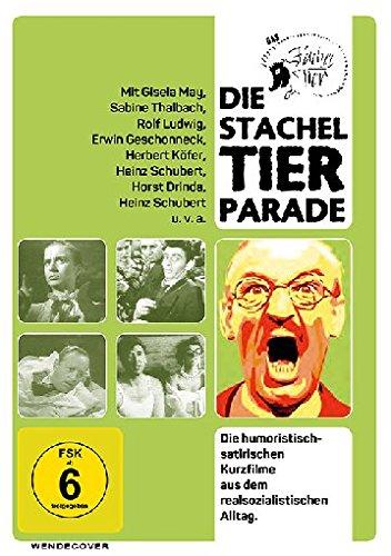 Die Stacheltierparade - DEFA