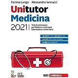 Unitutor Medicina 2021. Test di ammissione per Medicina e chirurgia, Odontoiatria, Veterinaria. Con e-book