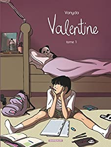 Valentine / Celle que… Edition couleurs Tome 1